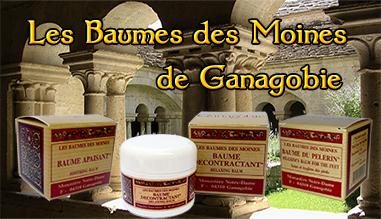 Les Baumes des Moines de l'Abbaye de Ganagobie